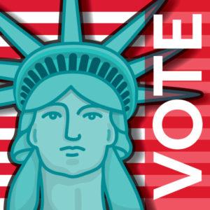 Vote Lady Liberty